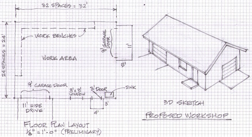 This Plan Is Drawn Free Hand It A Sketch Of An Idea With Little Pratice You Will Be Able To Make Like Or Better